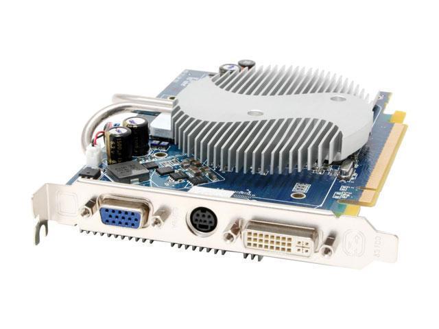 SAPPHIRE Radeon X1600XT DirectX 9 100146UL Video Card