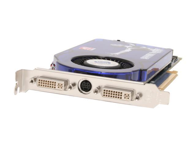 SAPPHIRE Radeon X1950GT DirectX 9 100199L 256MB 256-Bit GDDR3 PCI Express x16 HDCP Ready CrossFireX Support Video Card