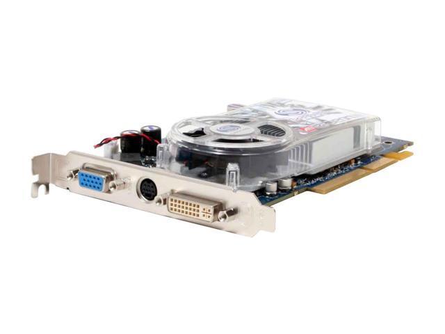 SAPPHIRE Radeon X1650PRO DirectX 9 100174L Video Card