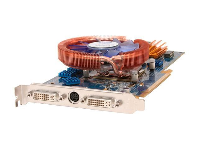 SAPPHIRE Radeon X1950PRO DirectX 9 100176U 256MB 256-Bit GDDR3 PCI Express x16 HDCP Ready CrossFireX Support Video Card