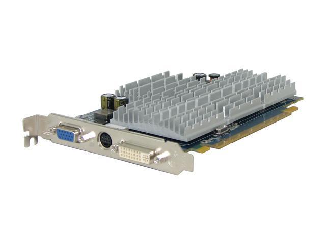 SAPPHIRE Radeon X1550 DirectX 9 100172L Video Card