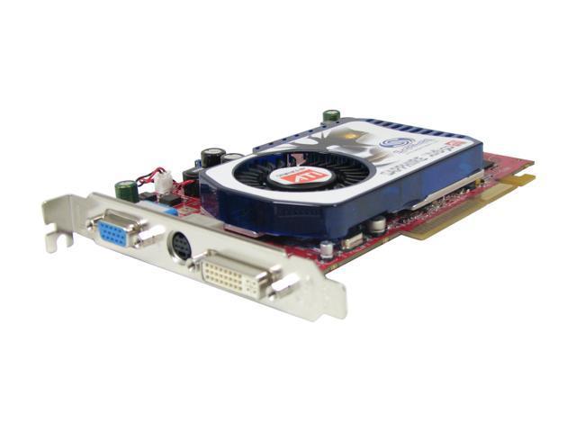 SAPPHIRE Radeon X1650 DirectX 9 100198L Video Card