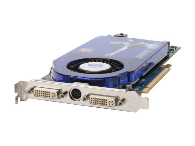 SAPPHIRE Radeon X1950GT DirectX 9 100200L 512MB 256-Bit GDDR3 PCI Express x16 HDCP Ready CrossFireX Support Video Card