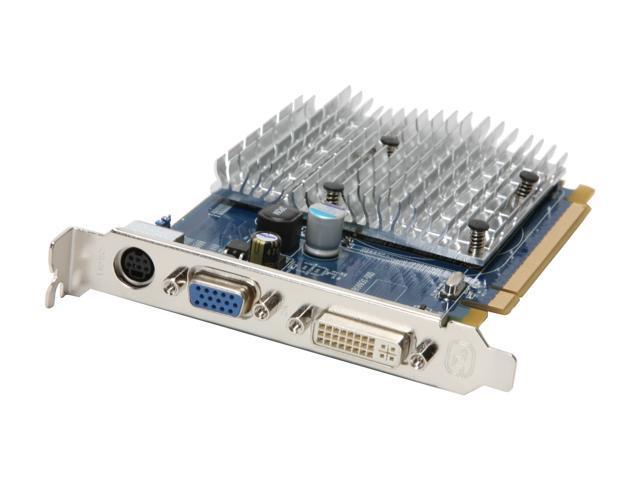 SAPPHIRE Radeon HD 2400PRO DirectX 10 100203L 256MB 64-Bit GDDR2 PCI Express x16 HDCP Ready CrossFireX Support Video Card