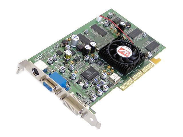 AMD/ATI Radeon 8500 Series drivers for Windows XP 32bit (4 files)
