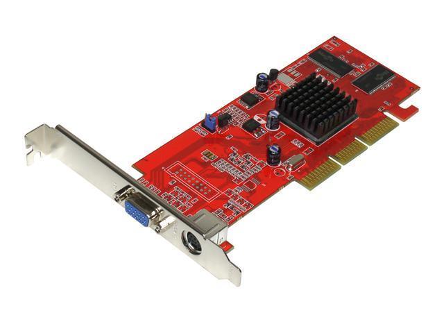 SAPPHIRE Radeon 7000 DirectX 7 RADEON 7000 32DDR Video Card