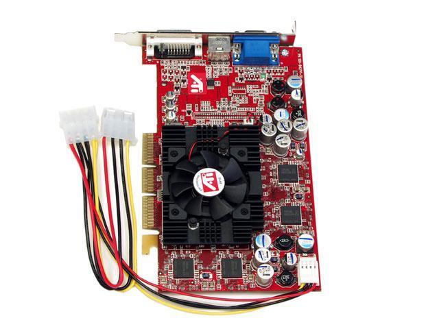 SAPPHIRE Radeon 9700PRO DirectX 9 100555SR 128MB 256-Bit DDR AGP 4X/8X Video Card