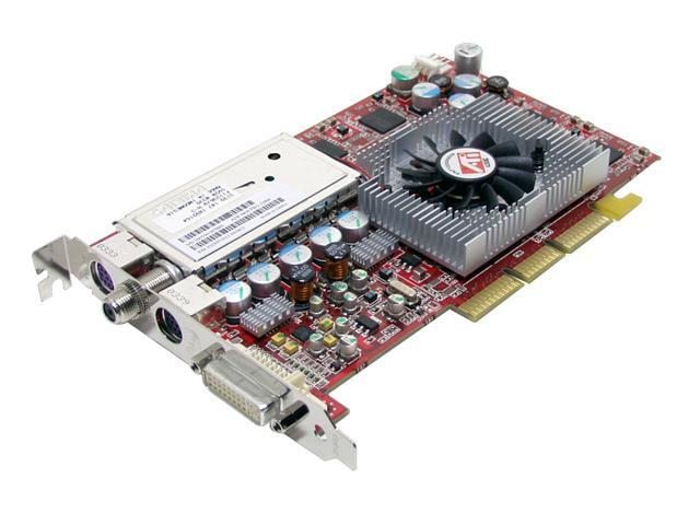 ATI Radeon 9800PRO DirectX 9 100-713100 128MB 256-Bit DDR AGP 4X/8X All-In-Wonder Video Card