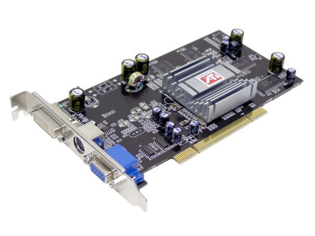 SAPPHIRE Radeon 9000 DirectX 8 RADEON 9000 PCI 64M Video Card