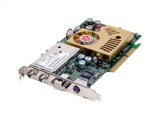 ATI Radeon 9600XT DirectX 9 ALL-IN-WONDER 9600XT 100-714120 Video Card