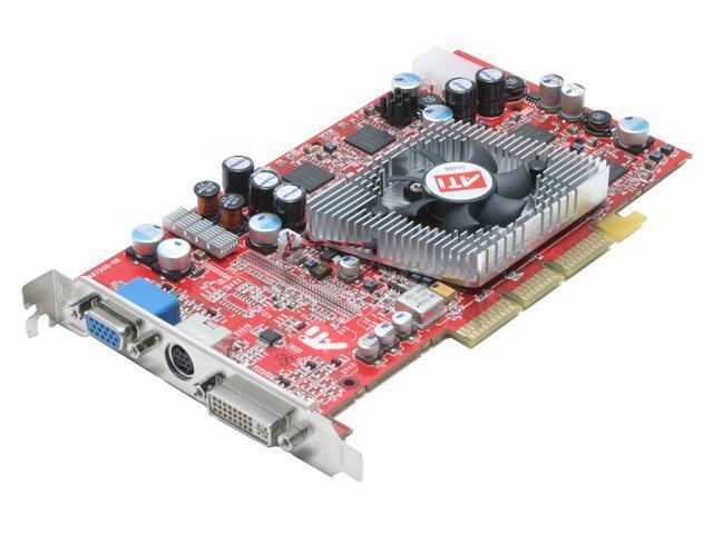 ATI Radeon 9800PRO DirectX 9 100-435105 Video Card