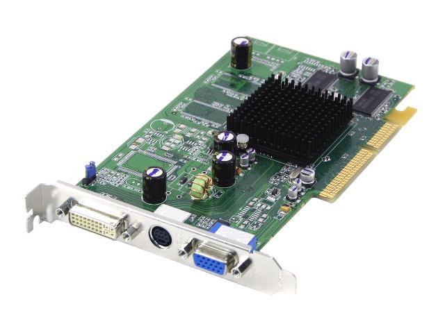 SAPPHIRE Radeon 9550 DirectX 9 1024-KC20-HD-SA Video Card - OEM