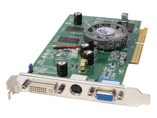 SAPPHIRE 100561L Radeon 9600PRO 128MB 128-bit DDR AGP 4X/8X Video Card