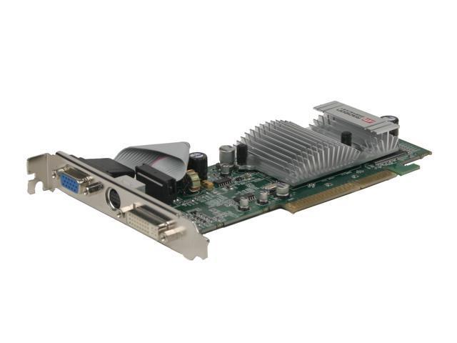 SAPPHIRE Radeon 9550SE DirectX 9 100576-s 128MB 64-Bit DDR AGP 4X/8X Video Card