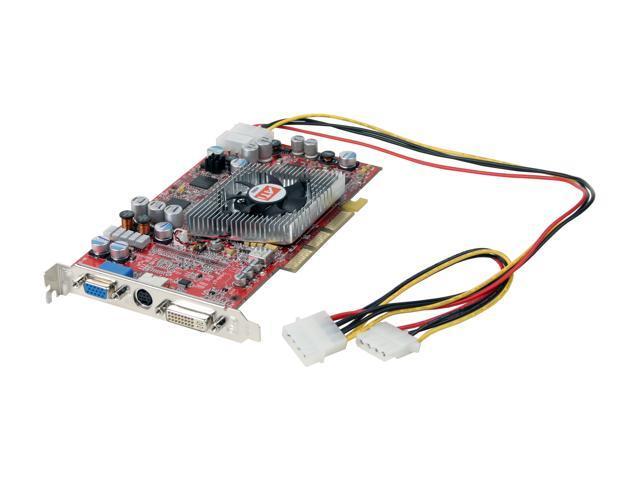 SAPPHIRE Radeon 9800PRO DirectX 9 100556L 128MB 256-Bit DDR AGP 4X/8X Video Card