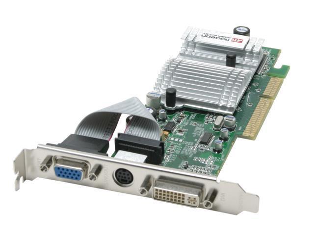 SAPPHIRE Radeon 9600SE DirectX 9 ATLANTIS RADEON 9600SE Low Profile Video Card