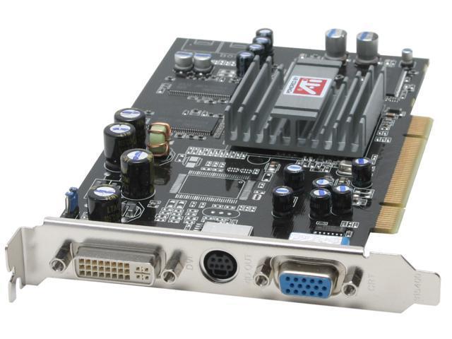 SAPPHIRE Radeon 9250 DirectX 8 100114-BK 256MB 128-Bit DDR PCI Video Card