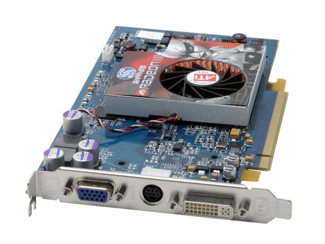 SAPPHIRE Radeon X800 DirectX 9 100109-BL 128MB 256-Bit GDDR3 PCI Express x16 Video Card