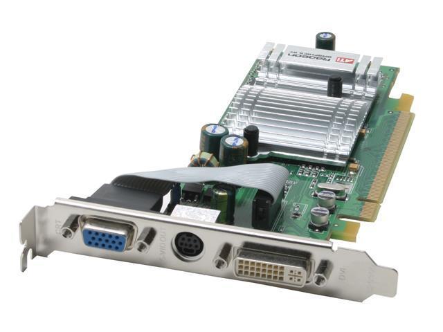 SAPPHIRE Radeon X300 DirectX 9 100591 Video Card - OEM