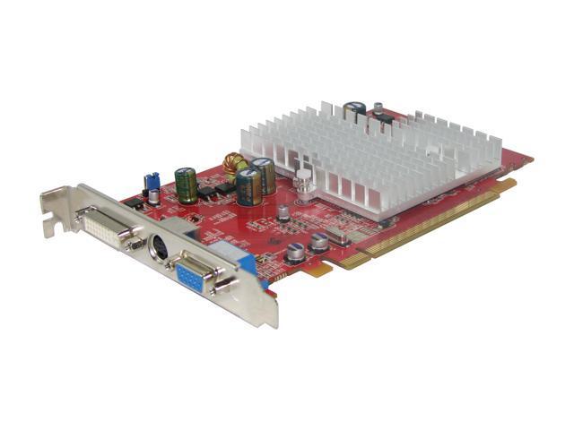 SAPPHIRE Radeon X550 DirectX 9 100119L Video Card