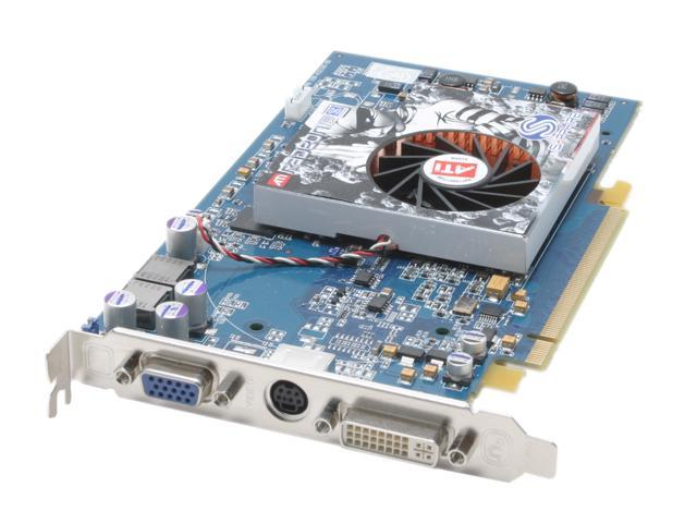 SAPPHIRE Radeon X800GT DirectX 9 100125L 128MB 256-Bit DDR PCI Express x16 Video Card