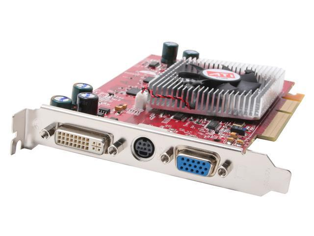 SAPPHIRE Radeon 9600XT DirectX 9 100575L-RD 256MB 128-Bit GDDR2 AGP 4X/8X Video Card