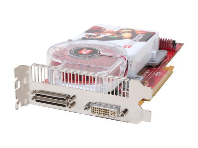 ATI Radeon X1800 CrossFire Edition DirectX 9 100-435716 512MB 256-Bit GDDR3 PCI Express x16 Video Card