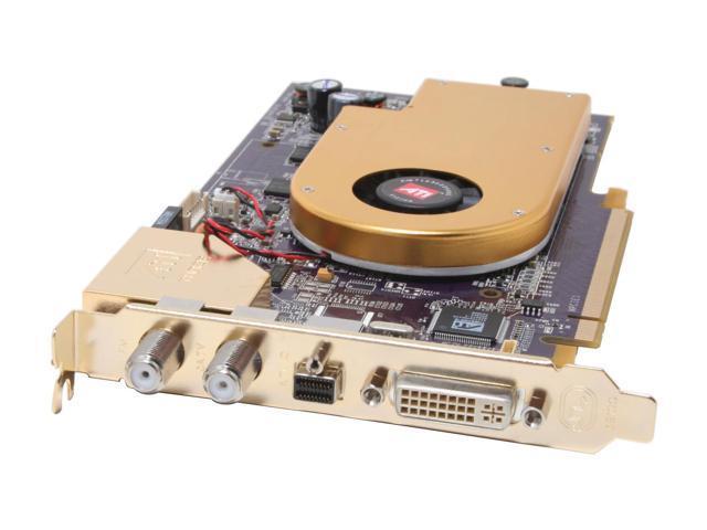 ATI Radeon X1300 DirectX 9 100-714600 256MB 128-Bit DDR PCI Express x16 All-In-Wonder 2006 Edition Video Card