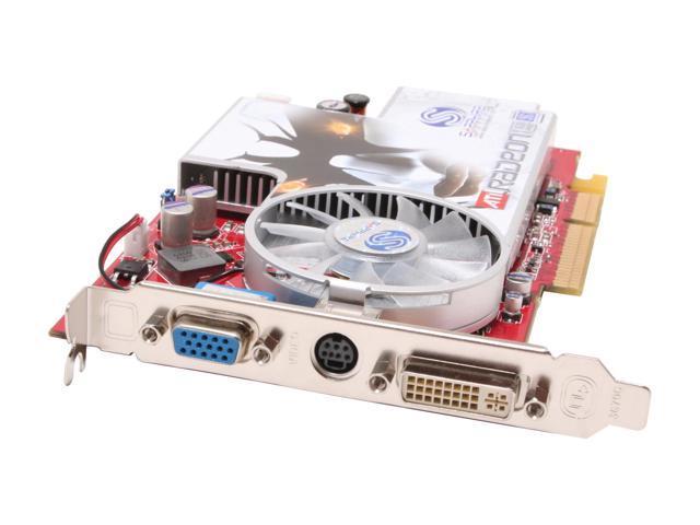 SAPPHIRE Radeon X1600PRO DirectX 9 100158 Video Card - OEM