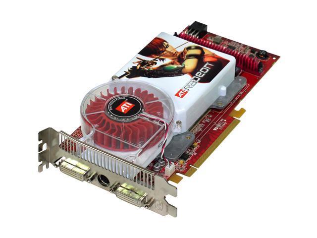 SAPPHIRE Radeon X1800XT DirectX 9 100134L Video Card
