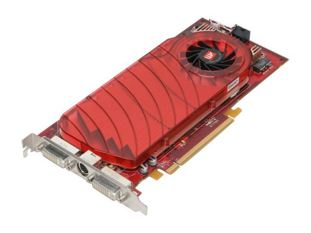 SAPPHIRE Radeon X1900GT DirectX 9 100189 256MB 256-Bit GDDR3 PCI Express x16 HDCP Ready CrossFireX Support Video Card