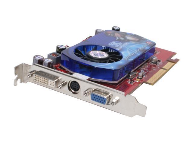 SAPPHIRE Radeon HD 2600PRO DirectX 10 100217L Video Card