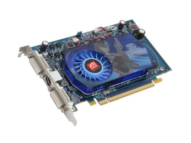 SAPPHIRE Radeon HD 3650 DirectX 10.1 100236L 512MB 128-Bit GDDR2 PCI Express 2.0 x16 HDCP Ready Video Card