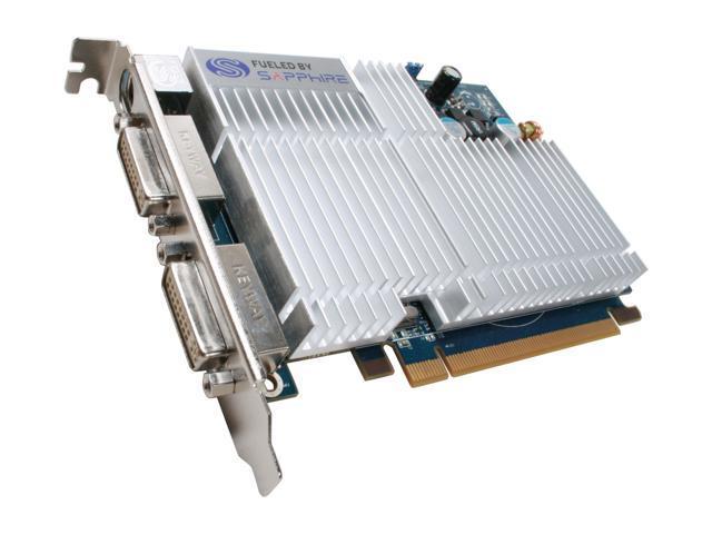 SAPPHIRE Radeon HD 3470 DirectX 10.1 100235L 256MB 64-Bit GDDR3 PCI Express 2.0 x16 HDCP Ready CrossFireX Support Video Card