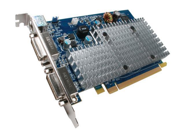 SAPPHIRE Radeon HD 3450 DirectX 10.1 100234L Video Card
