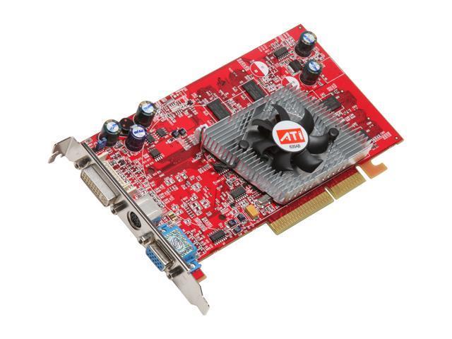 SAPPHIRE Radeon 9550 DirectX 9 1003RD Video Card - OEM