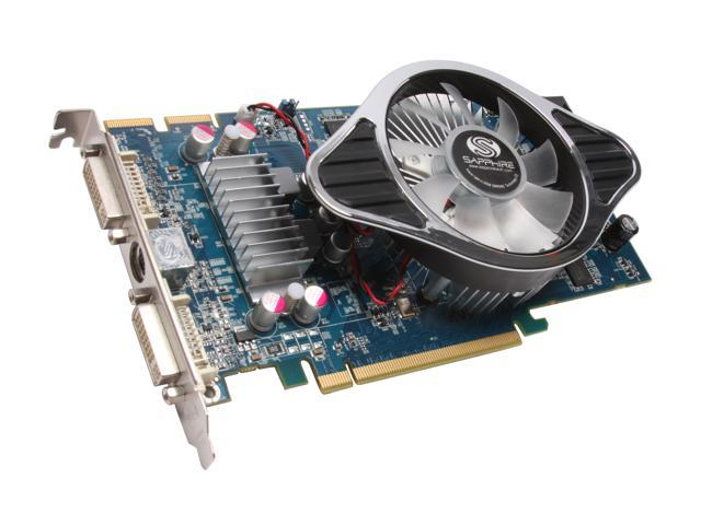 SAPPHIRE HD 4000 Radeon HD 4850 DirectX 10.1 100245L 512MB 256-Bit GDDR3 PCI Express 2.0 x16 HDCP Ready CrossFireX Support Video Card