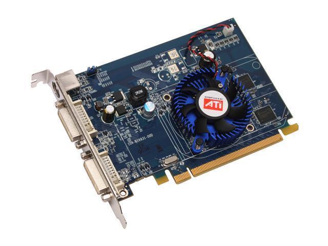 SAPPHIRE Radeon HD 2400PRO DirectX 10 1034 256MB 64-Bit GDDR2 PCI Express x16 HDCP Ready Video Card