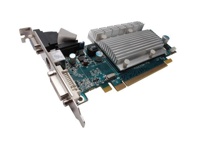 SAPPHIRE Radeon HD 2400PRO DirectX 10 100262L 512MB 64-Bit GDDR2 PCI Express x16 HDCP Ready Video Card