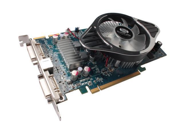 SAPPHIRE Radeon HD 4830 DirectX 10.1 100265L Video Card
