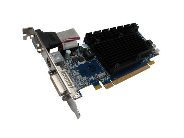 SAPPHIRE Radeon HD 4350 DirectX 10.1 100264L Video Card