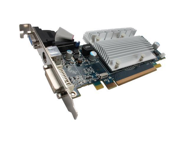 SAPPHIRE Radeon HD 2400PRO DirectX 10 100272L Video Card