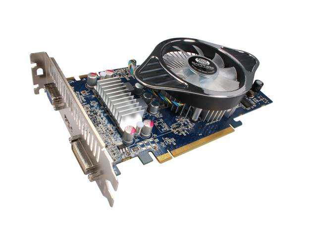 SAPPHIRE Radeon HD 4830 DirectX 10.1 100265HDMI 512MB 256-Bit GDDR3 PCI Express 2.0 x16 HDCP Ready CrossFireX Support Video Card