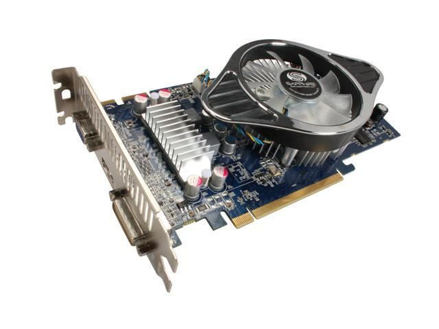 SAPPHIRE Radeon HD 4850 DirectX 10.1 100245HDMI 512MB 256-Bit GDDR3 PCI Express 2.0 x16 HDCP Ready CrossFireX Support Video Card