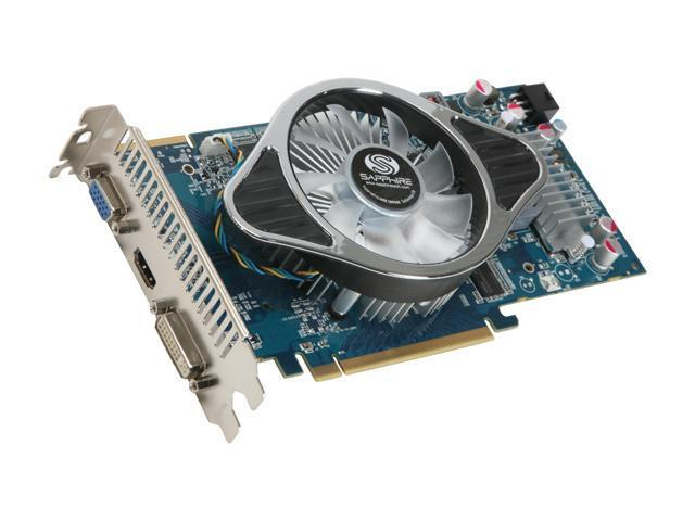 SAPPHIRE Radeon HD 4830 DirectX 10.1 100266HDMI Video Card