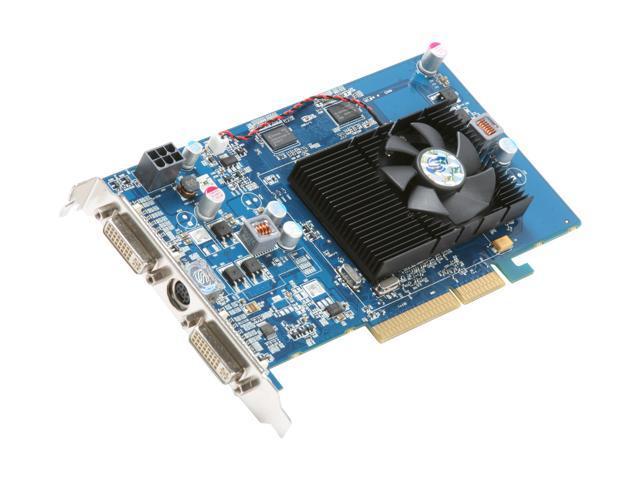 SAPPHIRE Radeon HD 4650 DirectX 10.1 100288L Video Card