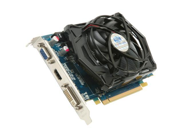 SAPPHIRE Radeon HD 4670 DirectX 10.1 100295HDMI Video Card