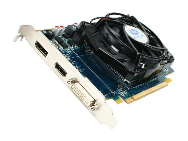 SAPPHIRE Radeon HD 5670 (Redwood) DirectX 11 100289L Video Card w/ATI Eyefinity