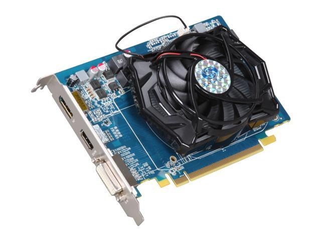 SAPPHIRE Radeon HD 5670 (Redwood) DirectX 11 100287L 512MB 128-Bit DDR5 PCI Express 2.0 x16 HDCP Ready CrossFireX Support Video Card w/ATI Eyefinity