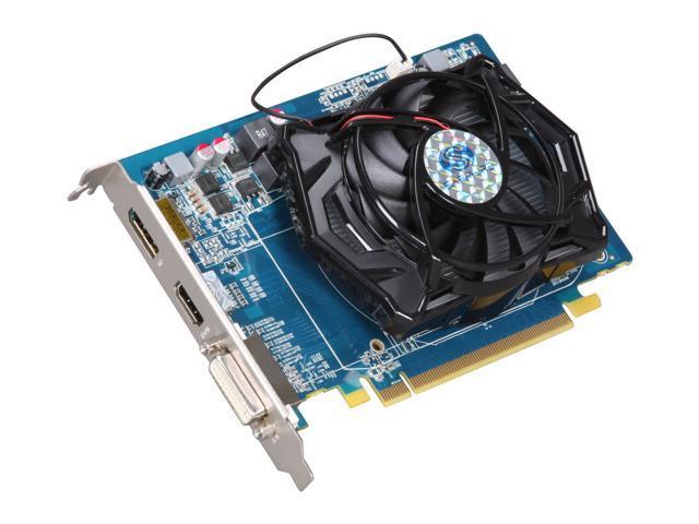 SAPPHIRE Radeon HD 5670 (Redwood) DirectX 11 100287L Video Card w/ATI Eyefinity